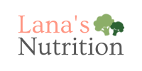Lana's Nutrition, Registered Dietitian in Surrey, BC Logo